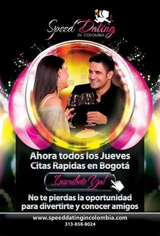 Medellin Speed Dating Event in Poblado
